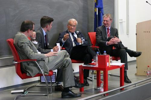 Panel Discussion on the Financial Crisis