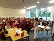 Course in lecture hall II