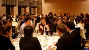 Award ceremony of the Philip C. Jessup Moot Court Competition 2014 in Trier, Germany (German national rounds)
