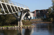 University of Limerick Living Bridge