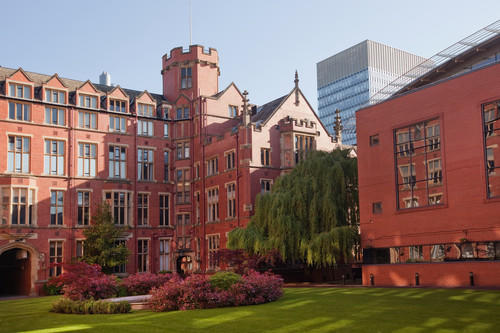 Firth Court - University of Sheffield