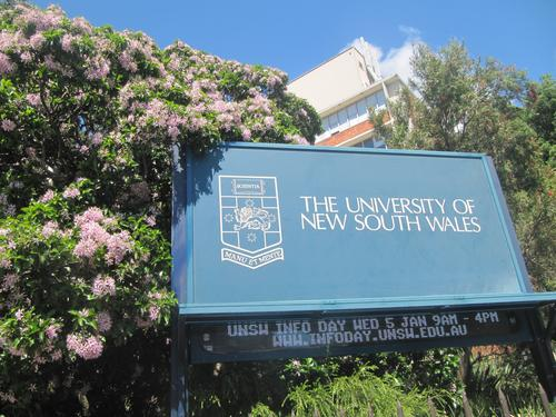 The University of New South Wales in Sydney