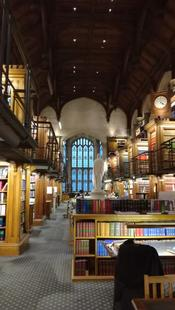 Bild 7: Lincoln's Inn Library